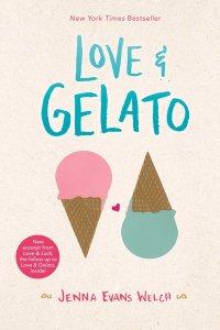 Love and Gelato - Jenna Evans Welch