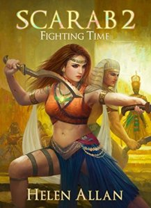 Fighting Time (Scarab 2)