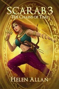 The Chains of Time (Scarab 3)