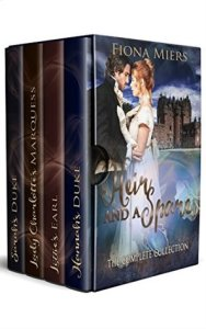 The Heir and the Spare Box set