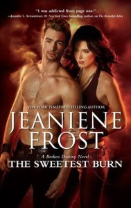 The Sweetest Burn (Broken Destiny 2) - Jeaniene Frost