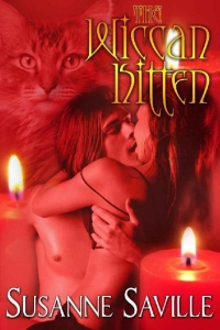 The Wiccan Kitten - Susanne Saville