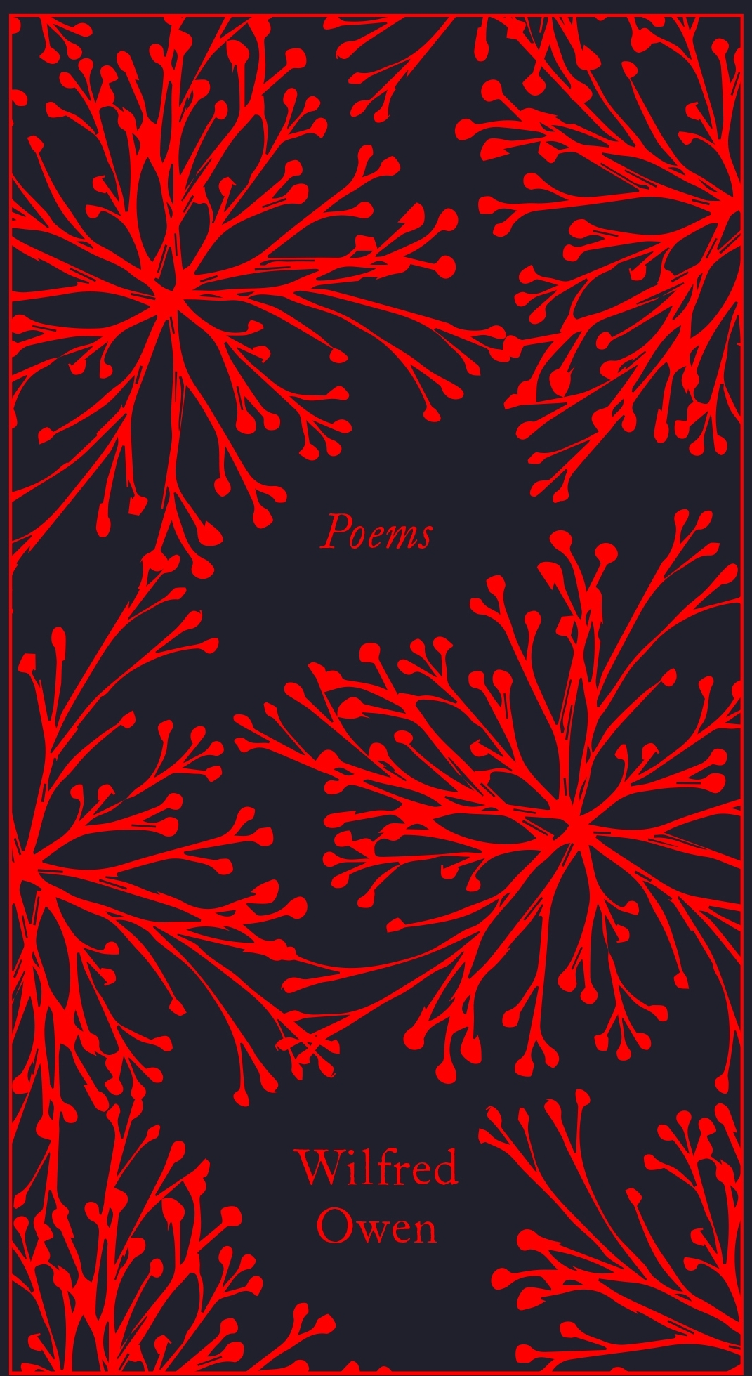 Poems - Wilfred Owen